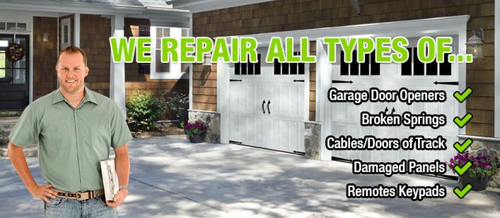 Garage Door Repair Pearland